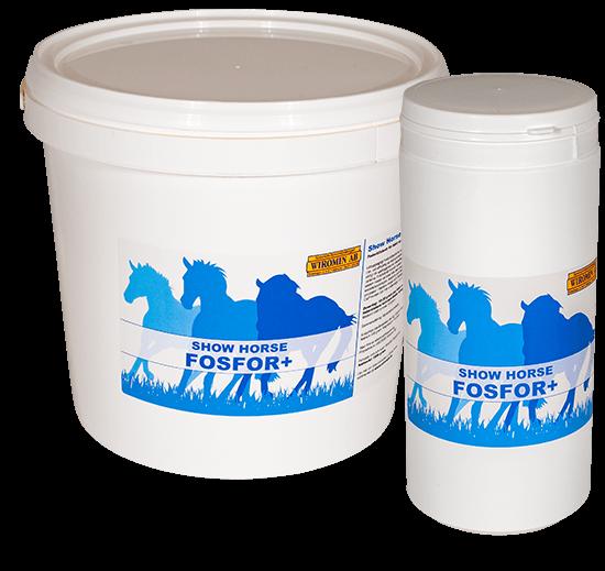 fosfor tillskott häst